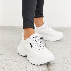 Nokwol Exclusive Poppy sneakers in white 7